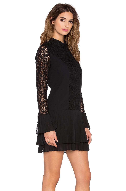 Chloe Oliver Cotton Daring Diva Dress in Black - Lyst