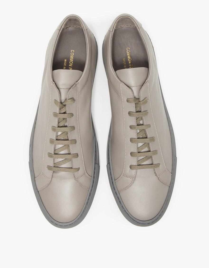 White Shoe Laces Common Projects