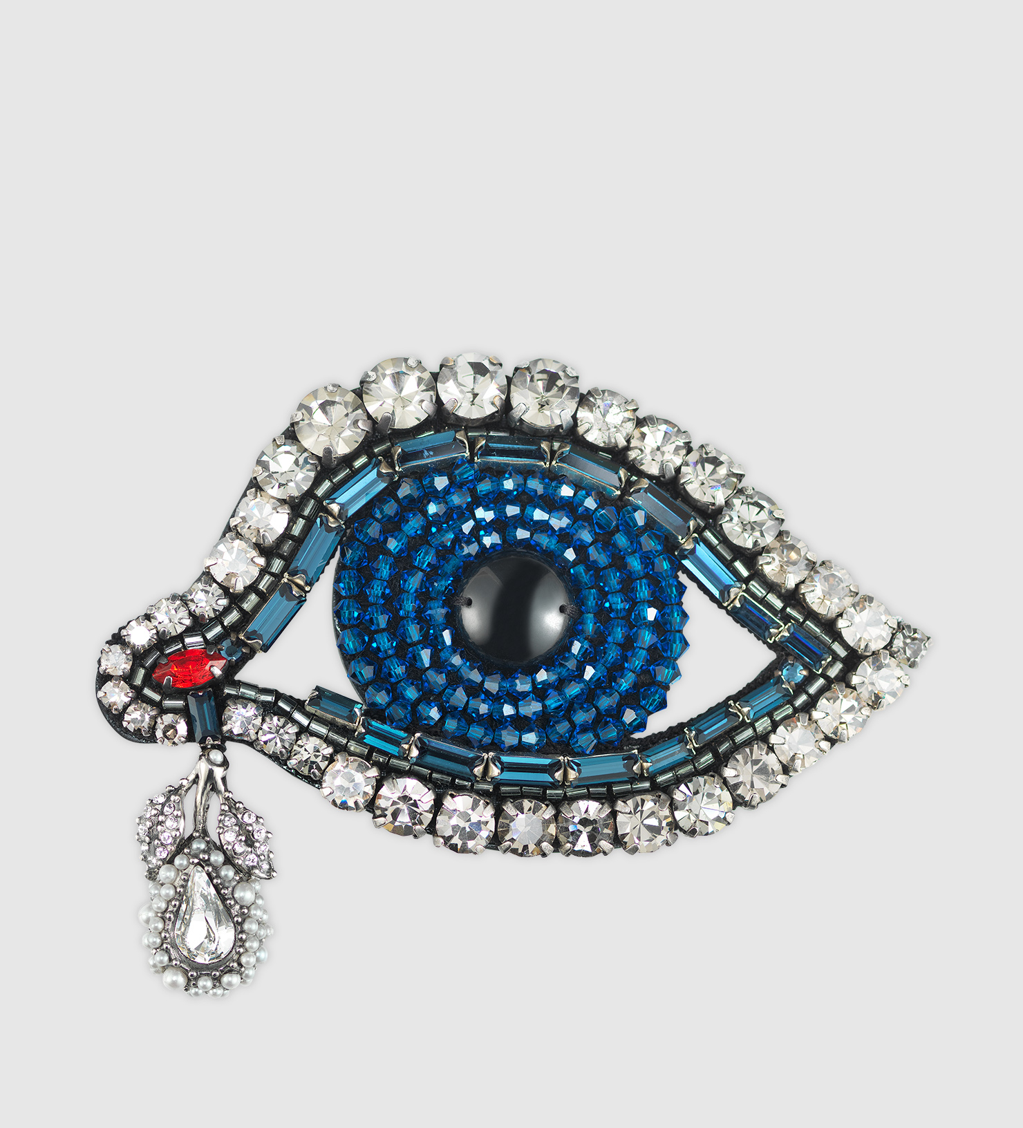 vitau nyr a eye brooch details gem diamond multi van by lotfinder arpels and lot cleef fish jean