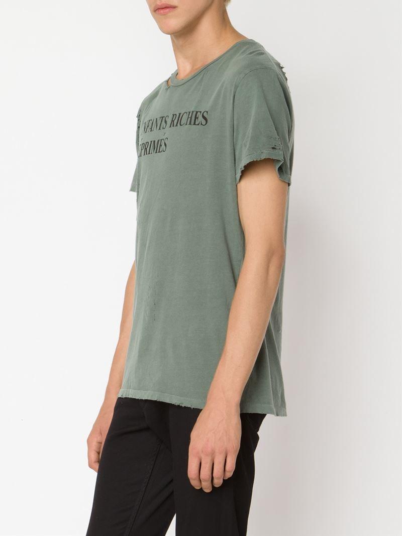 Nike NSW Air Logo Ringer T-Shirt Enfant