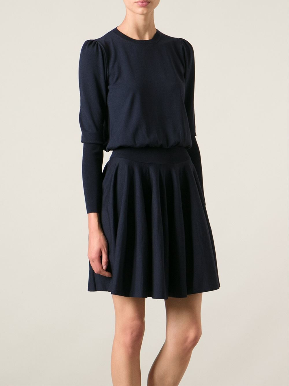 Find Blue knit dresses at ShopStyle. Shop the latest collection of Blue knit dresses from the most popular stores - all in one place.