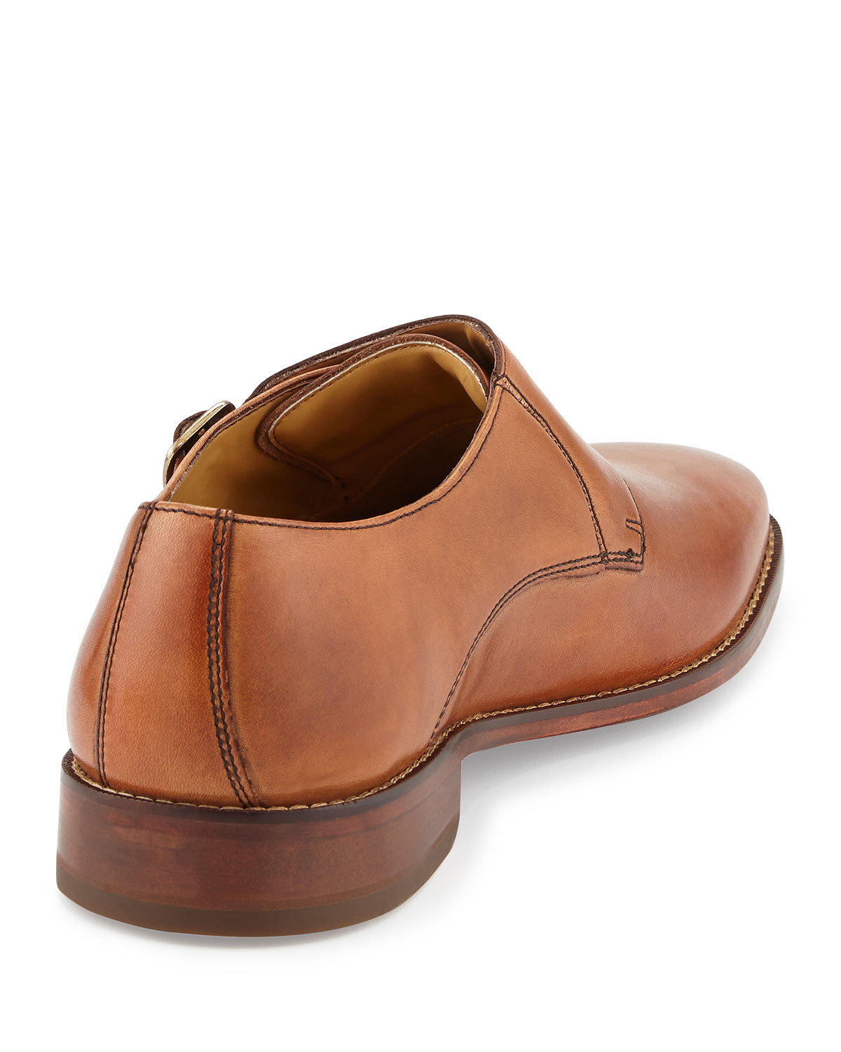 Cole Haan Henry Grand Double Monk Strap