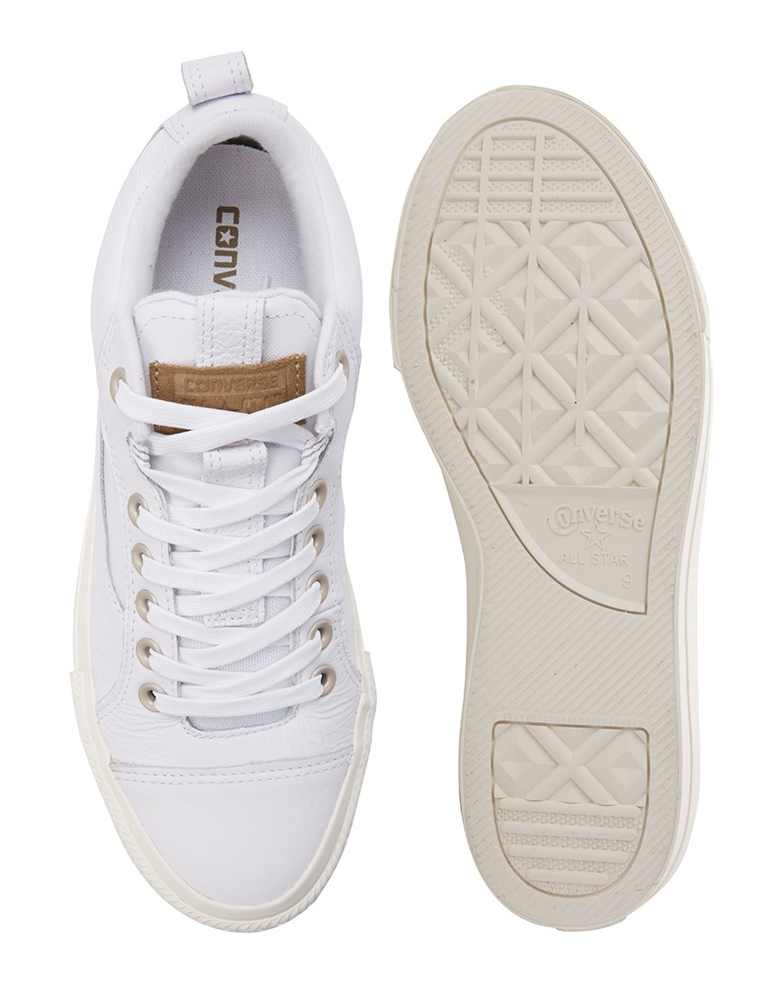 f9917aa064e3f4 Converse Chuck Taylor All Star Asylum Trainers in White for Men - Lyst