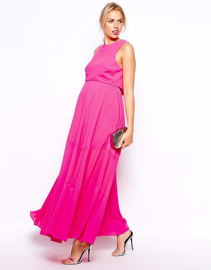 Maternity Pink Dress