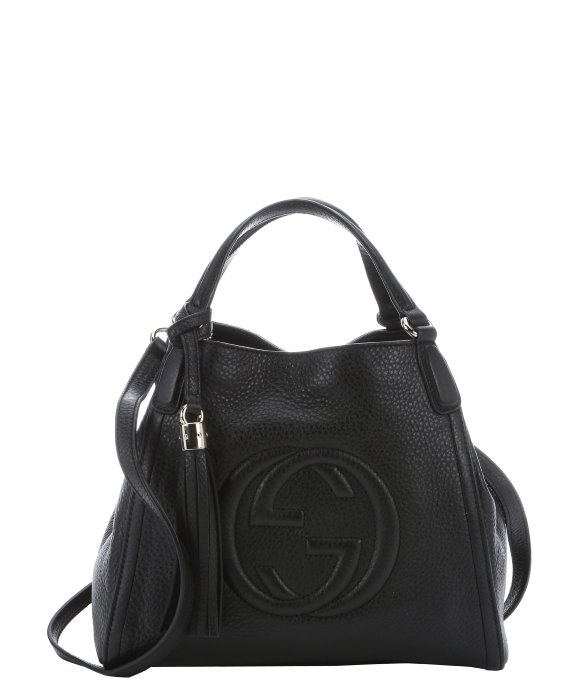 98bed29b4d17be Gallery. Previously sold at: Bluefly · Women's Gucci Soho Bag