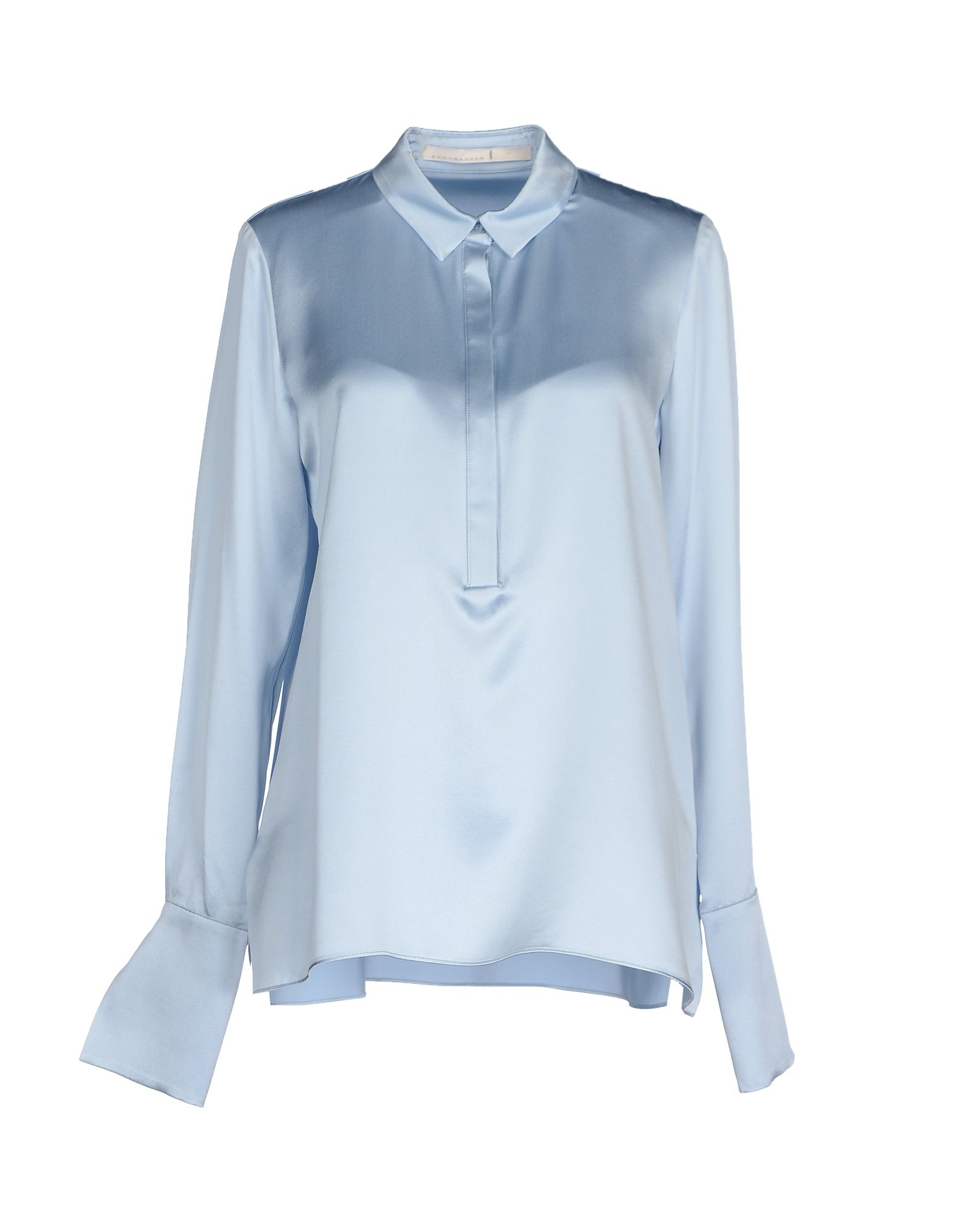 Sky Blue Womens Blouse 67