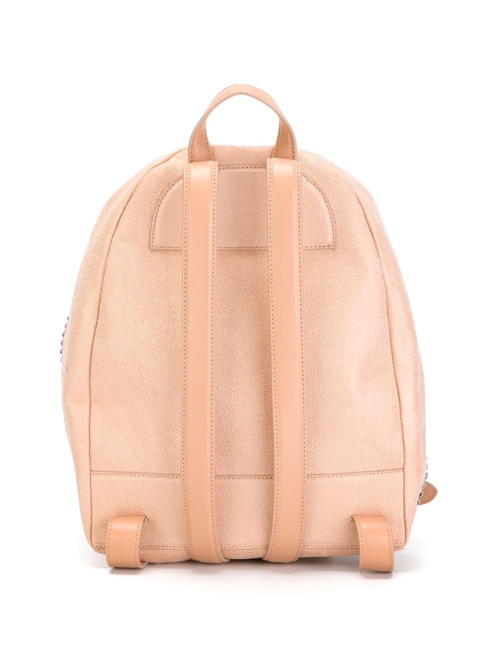 stella mccartney 39 falabella 39 backpack lyst. Black Bedroom Furniture Sets. Home Design Ideas