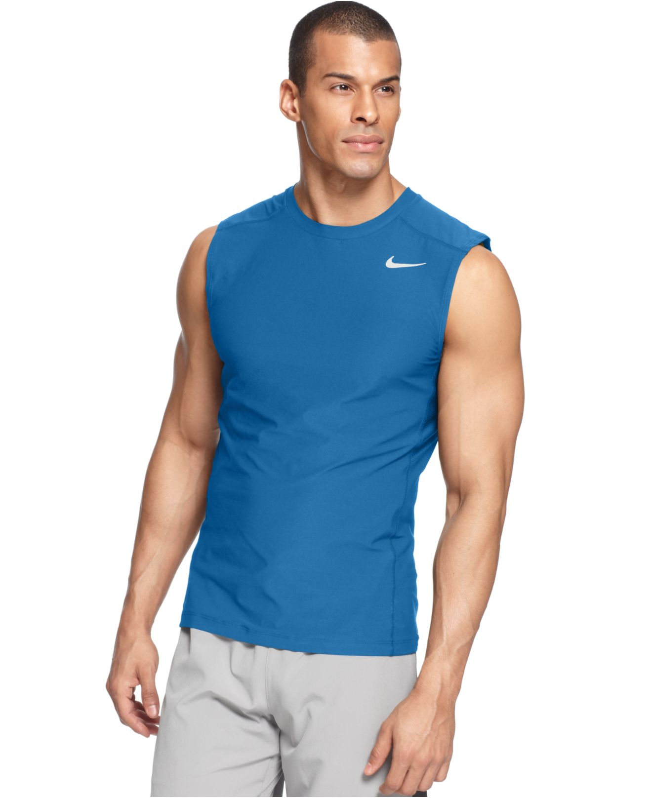 Shop from the world's largest selection and best deals for Nike Sleeveless Running Athletic Shirts & Tops for Men. Shop with confidence on eBay!