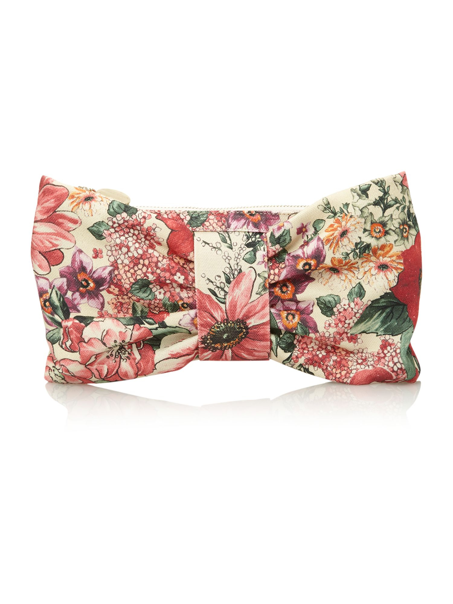 Red Valentino Floral Multi Coloured Cross Body Bag | Lyst