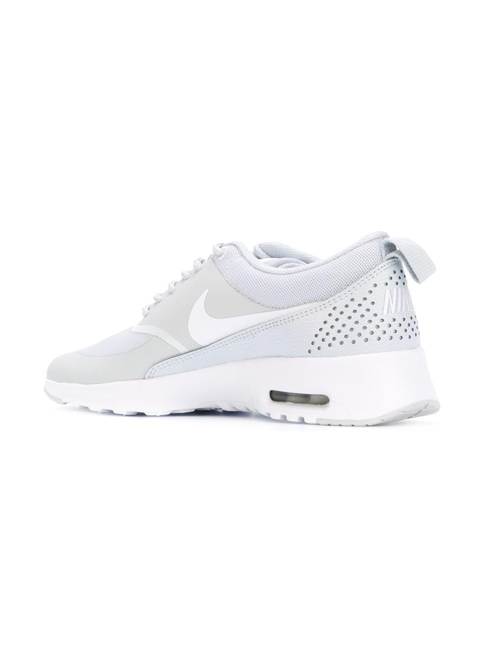 Nike 'air Max Thea' Sneakers in Grey (Grey)