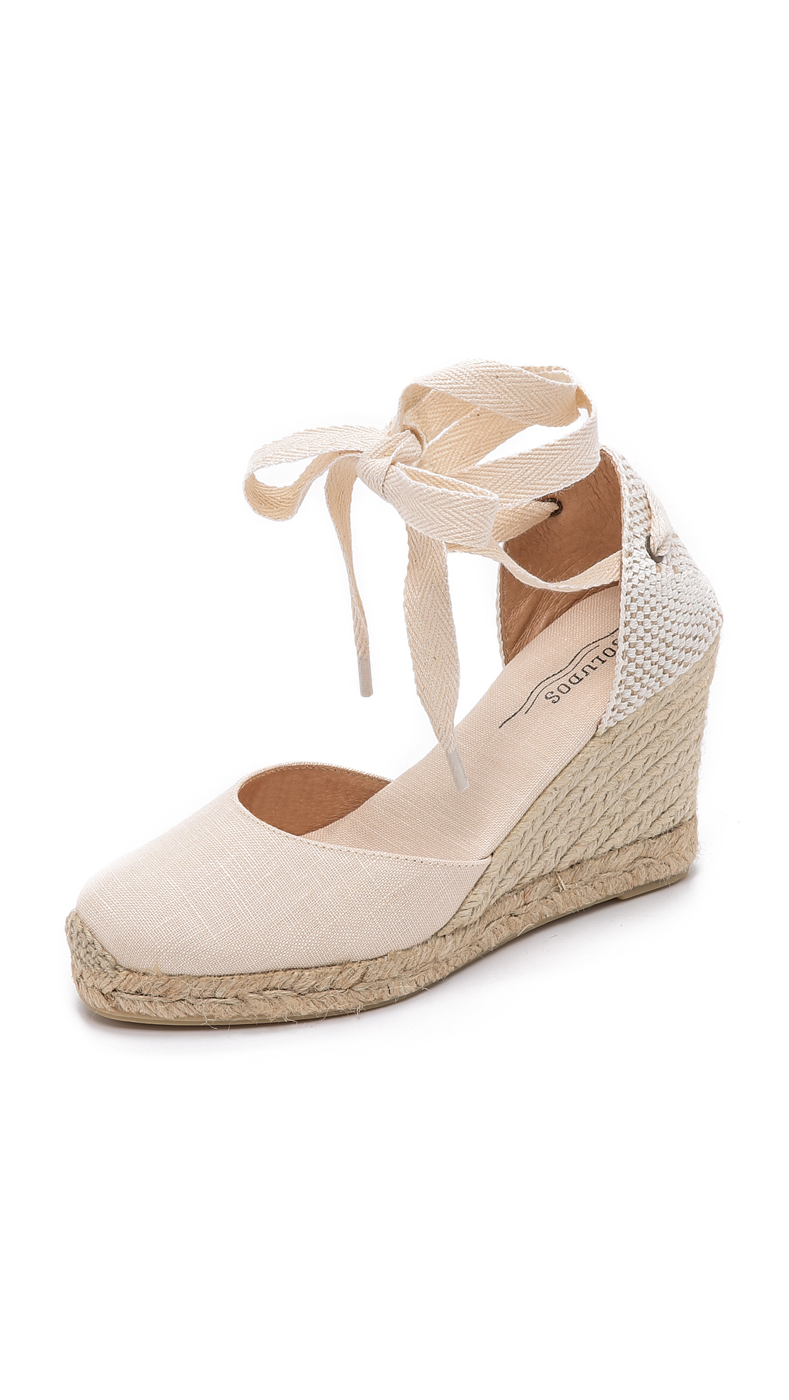Free shipping on Soludos shoes at marloslash.ml Shop for flats, slip-ons and more. Brands: Aquatalia, Munro, Paul Green, Fly London, Jeffrey Campbell.
