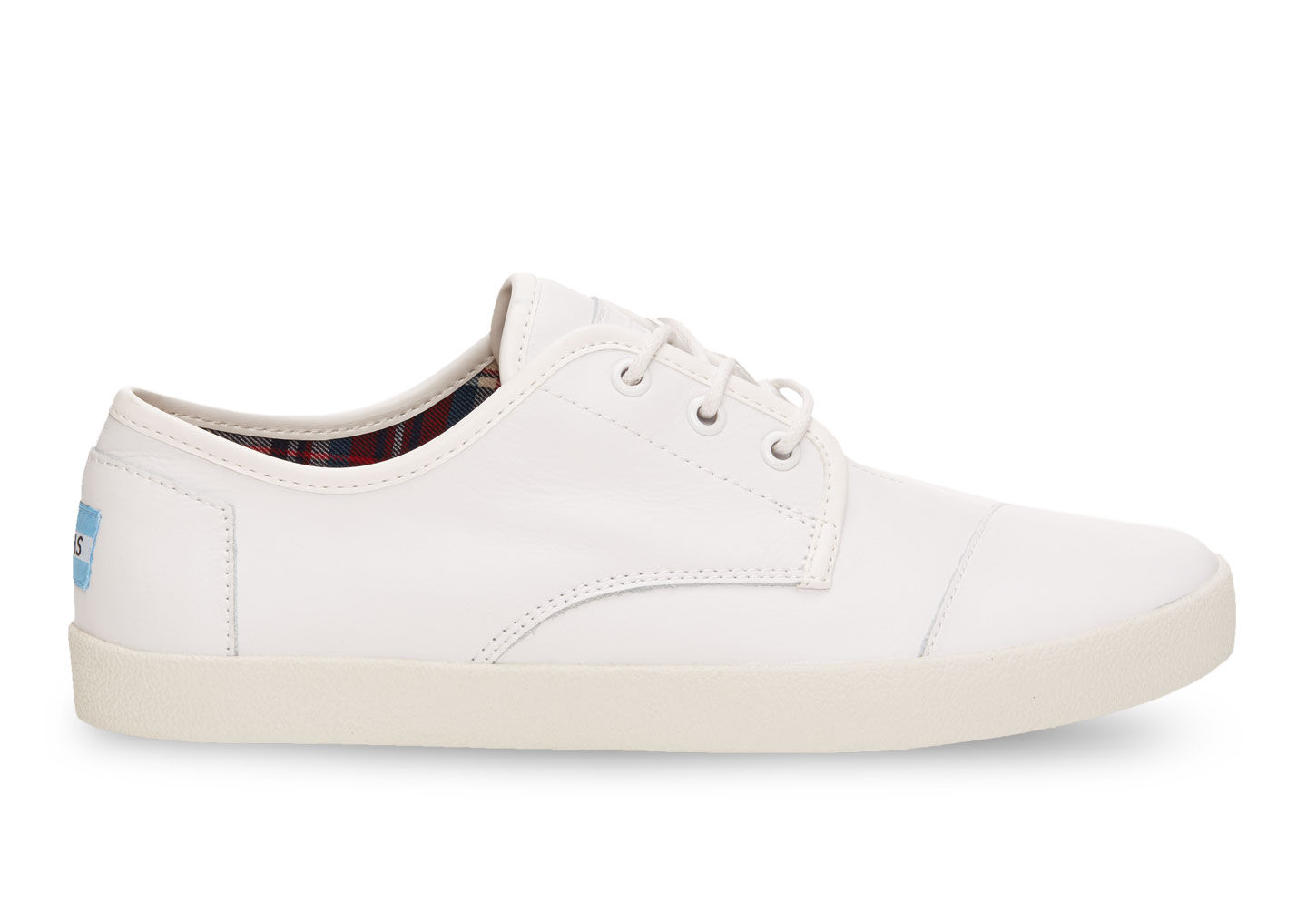 sale online official site online store White Leather Men's Paseos