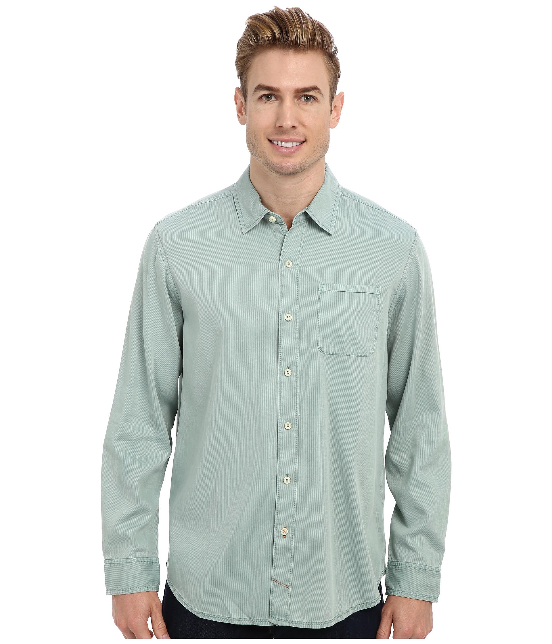 Tommy bahama island modern fit coastline cruiser ls shirt for Tommy bahama florida shirt