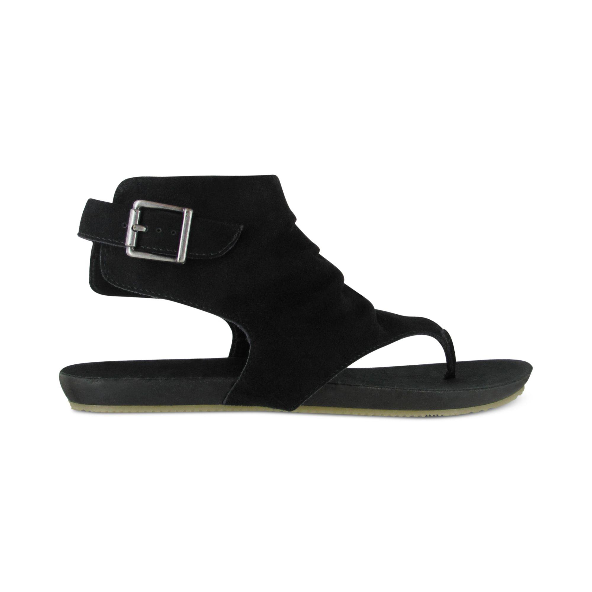 Medina Lyst Black Mia In Sandals Thong nvm0yw8ON
