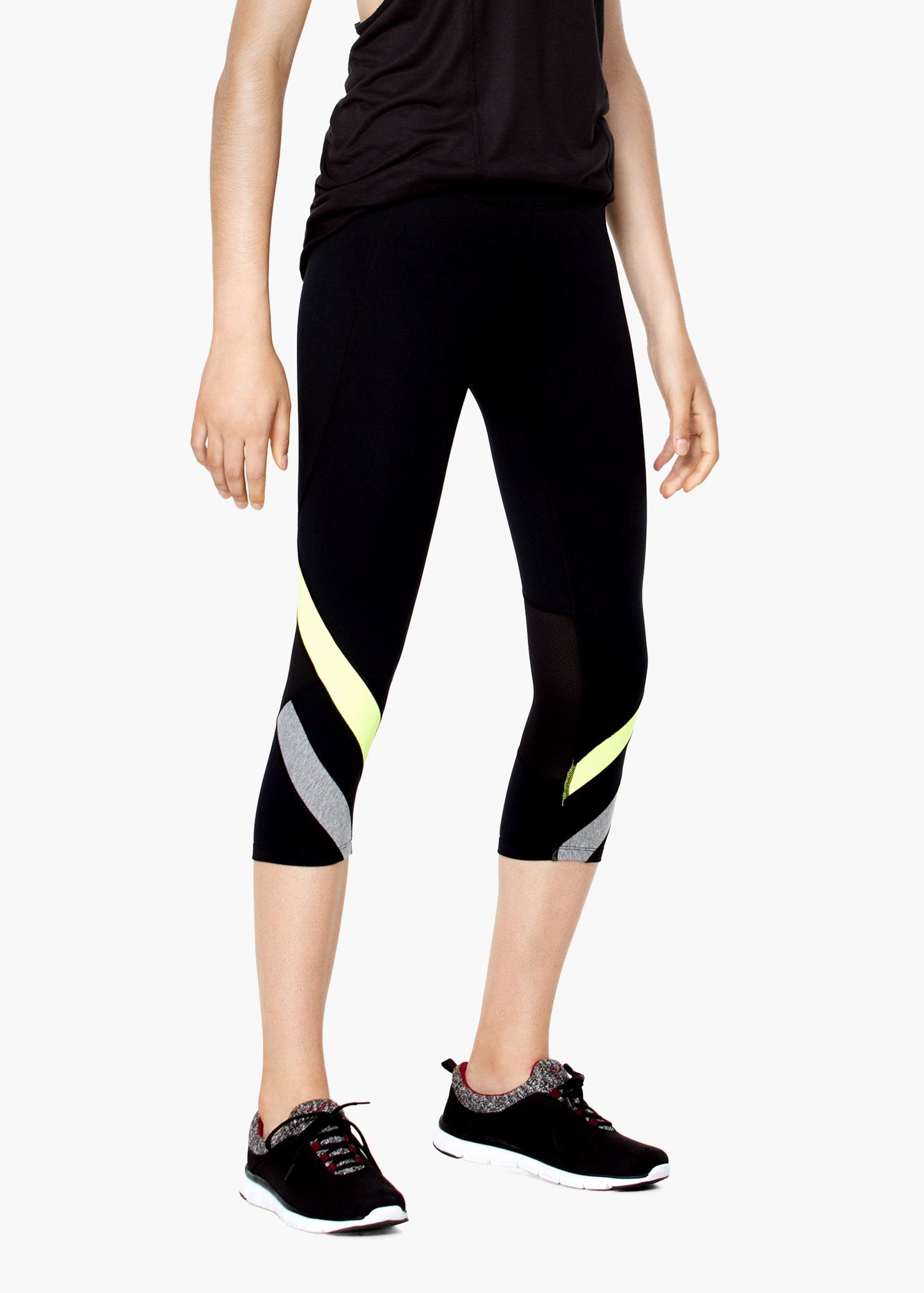 Lyst - Mango Fitness & Running