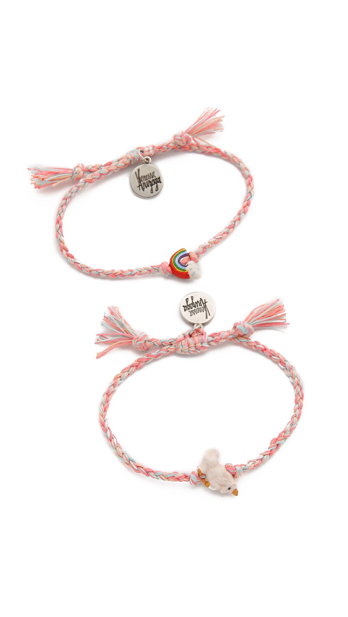 Venessa Arizaga lucky bracelet rrdW19iQbr