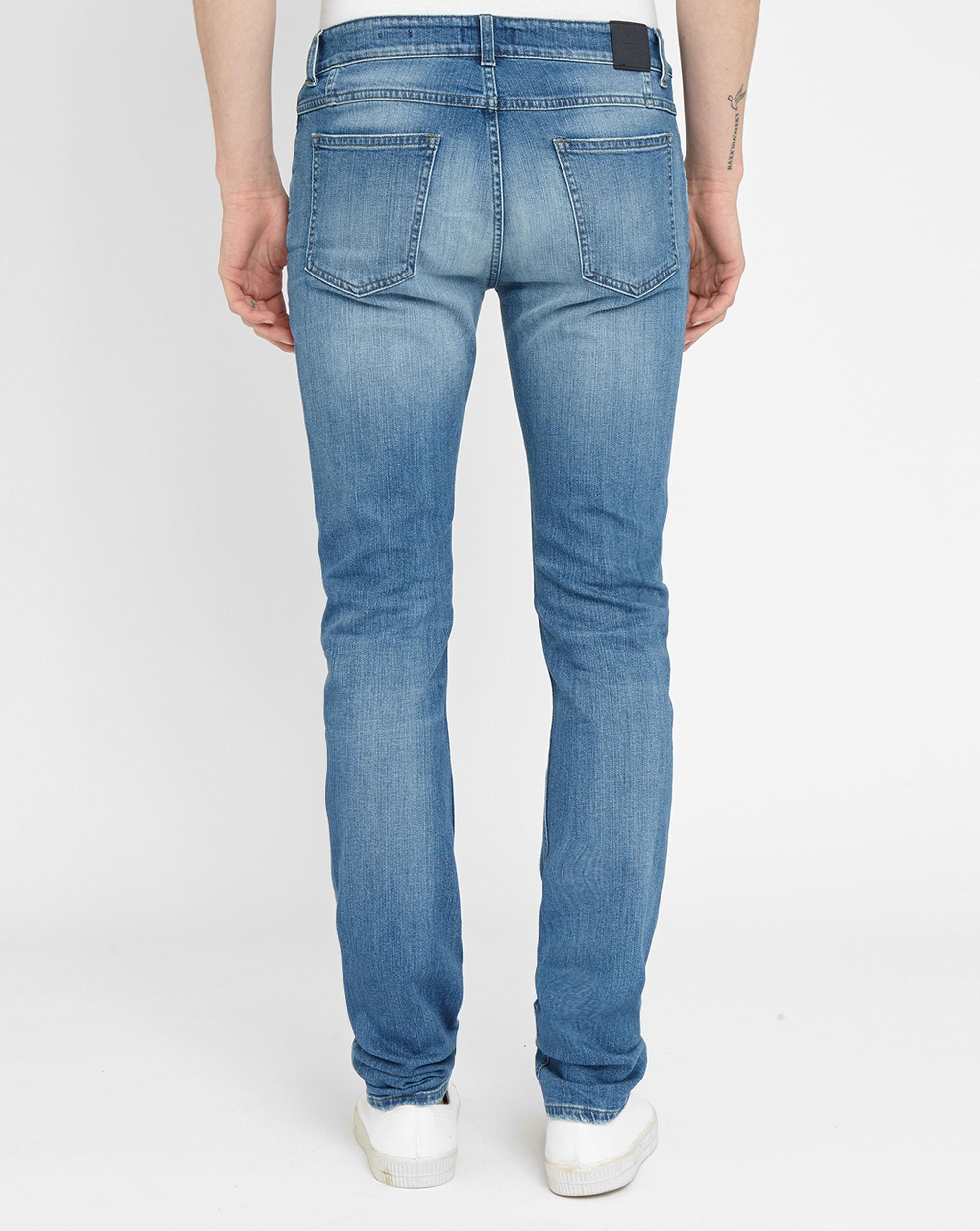 closed light blue pocket slim fit jeans in blue for men lyst. Black Bedroom Furniture Sets. Home Design Ideas