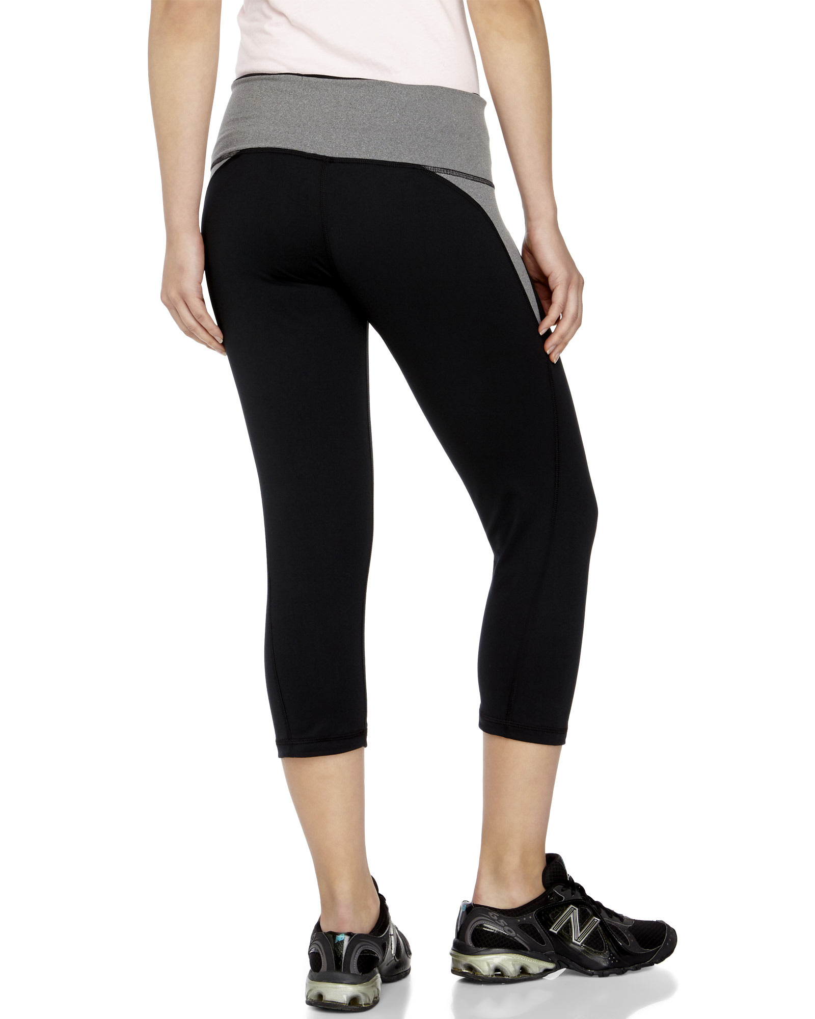 adidas climalite cropped tights
