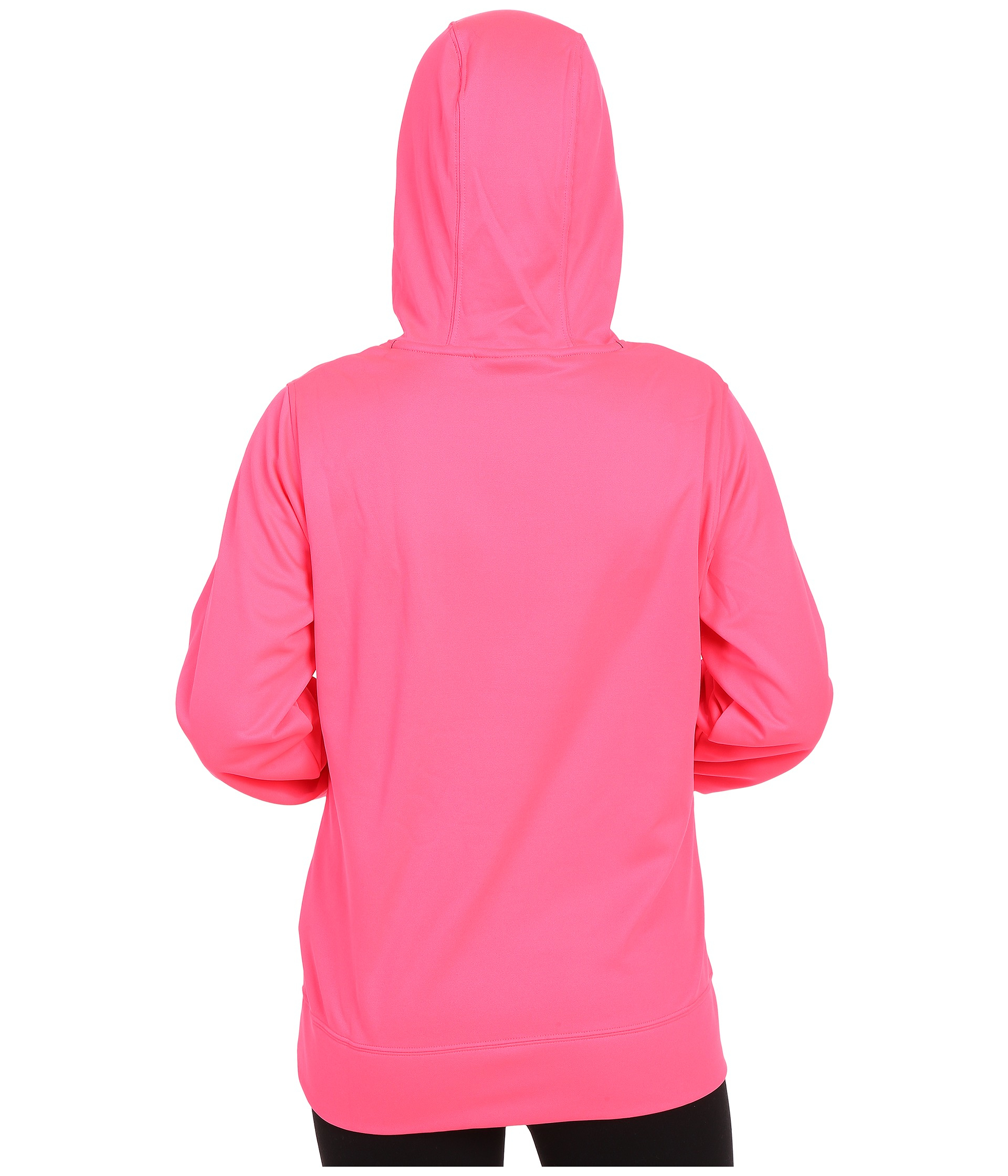 Lyst under armour us storm fish hook hoodie in pink for Thrilla in manila shirt under armour