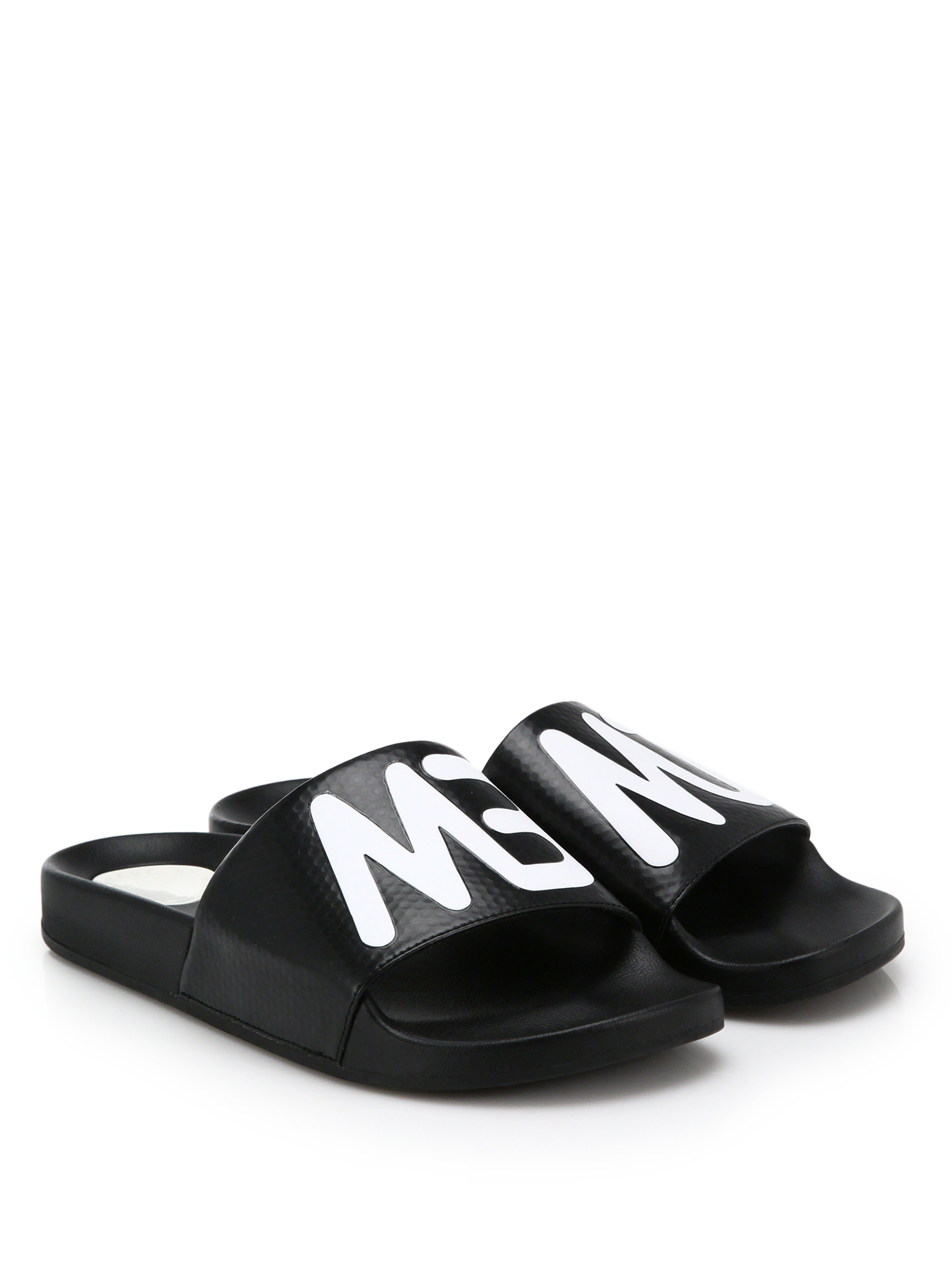 cheapest price online outlet discount sale Marc Jacobs Suede Slide Sandals the cheapest for sale sale excellent 2015 cheap price mjEmkEfK
