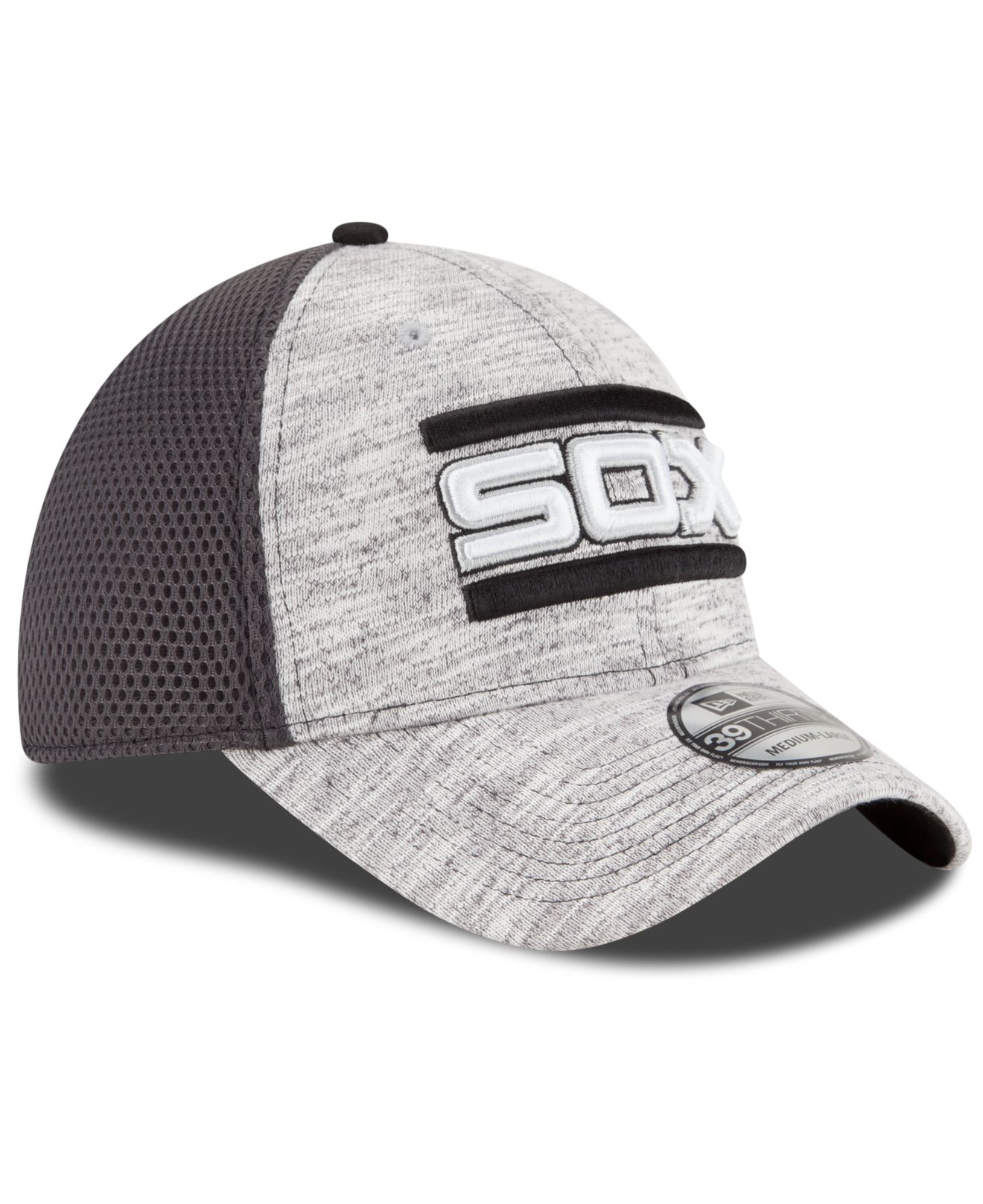 best service 60d57 6a7ec ... canada lyst ktz chicago white sox clubhouse 39thirty cap in black for  men 014f8 7ae1e