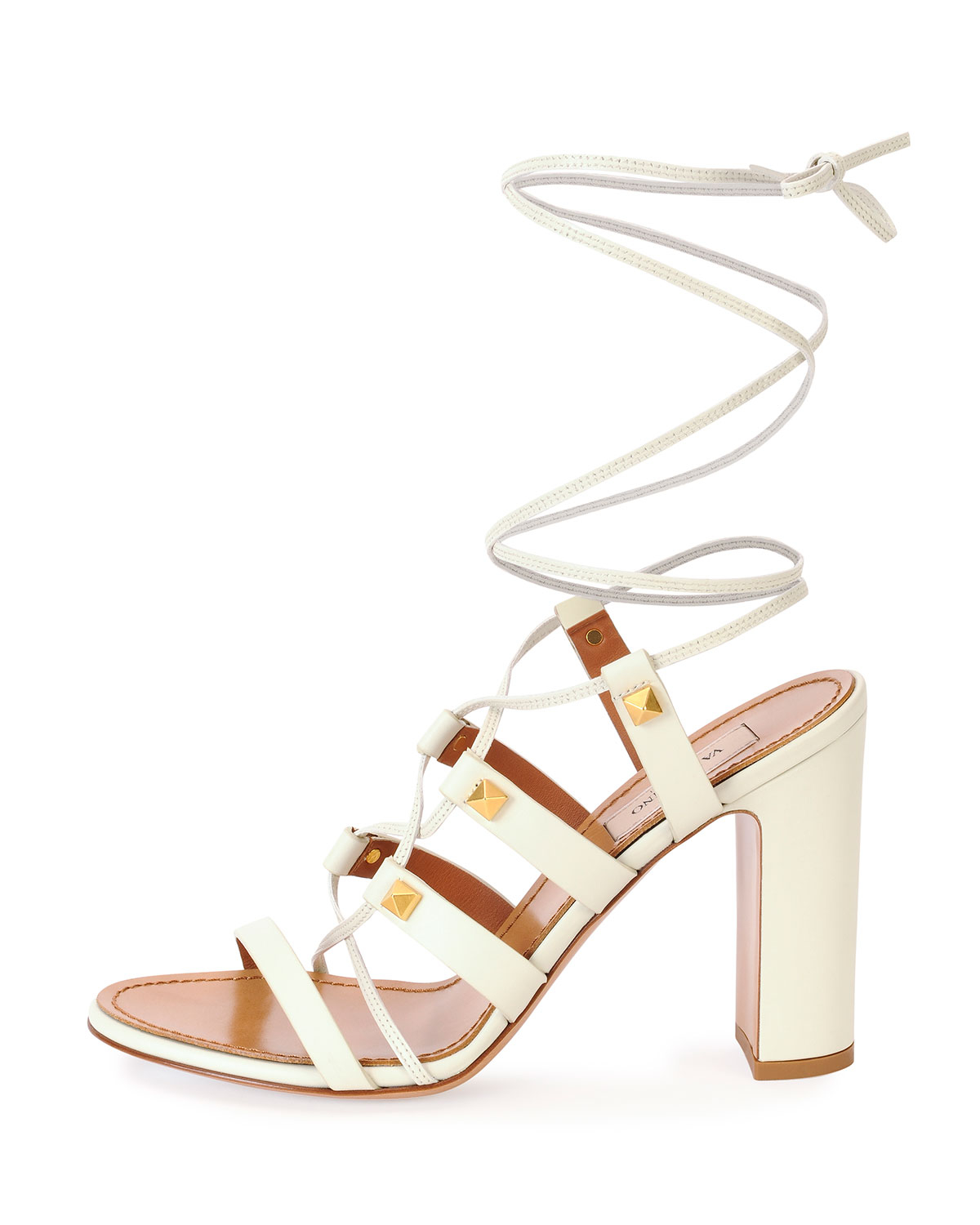 1e8037af608 Gallery. Previously sold at  Bergdorf Goodman · Women s Gladiator Sandals  Women s Valentino ...