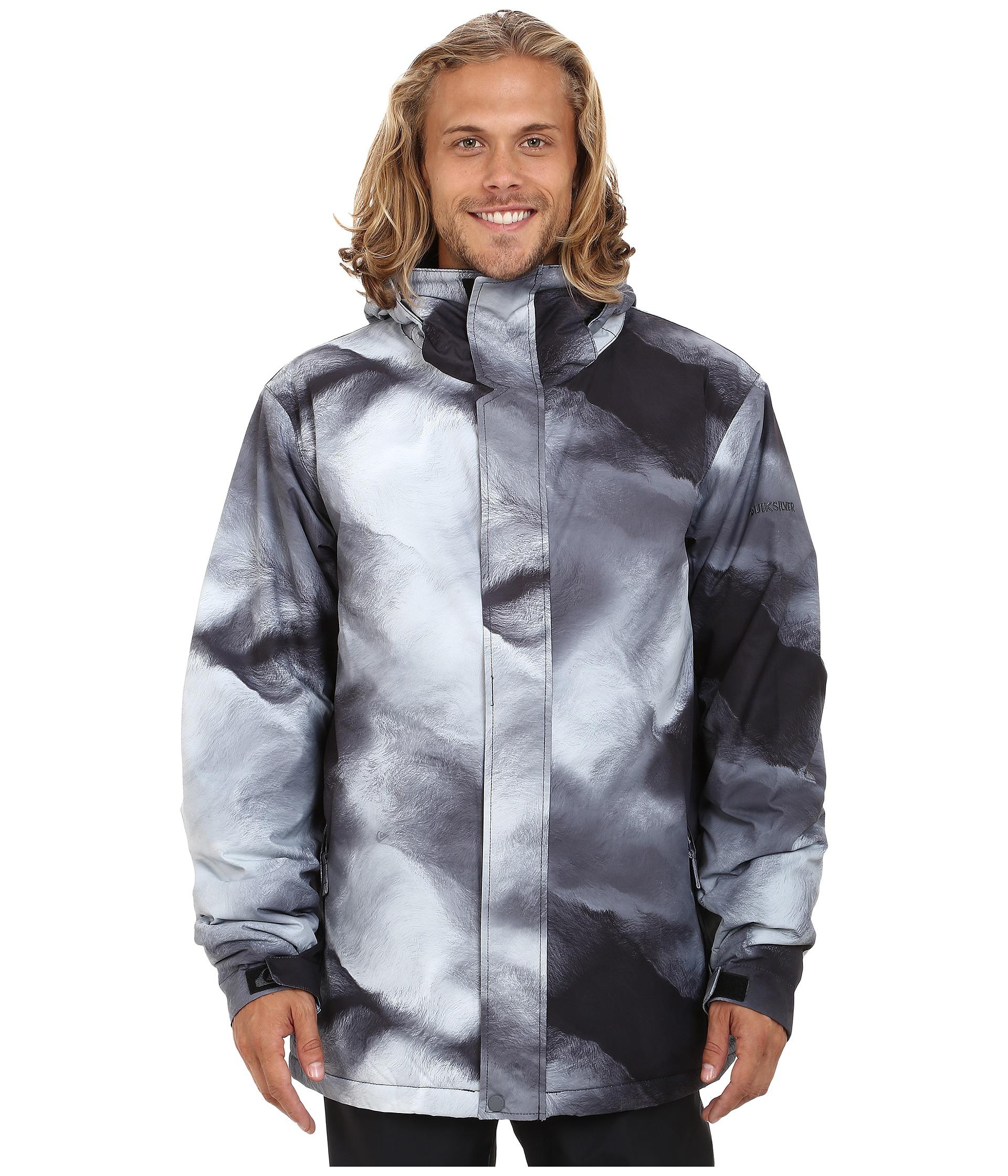 Quiksilver mens jacket - Gallery