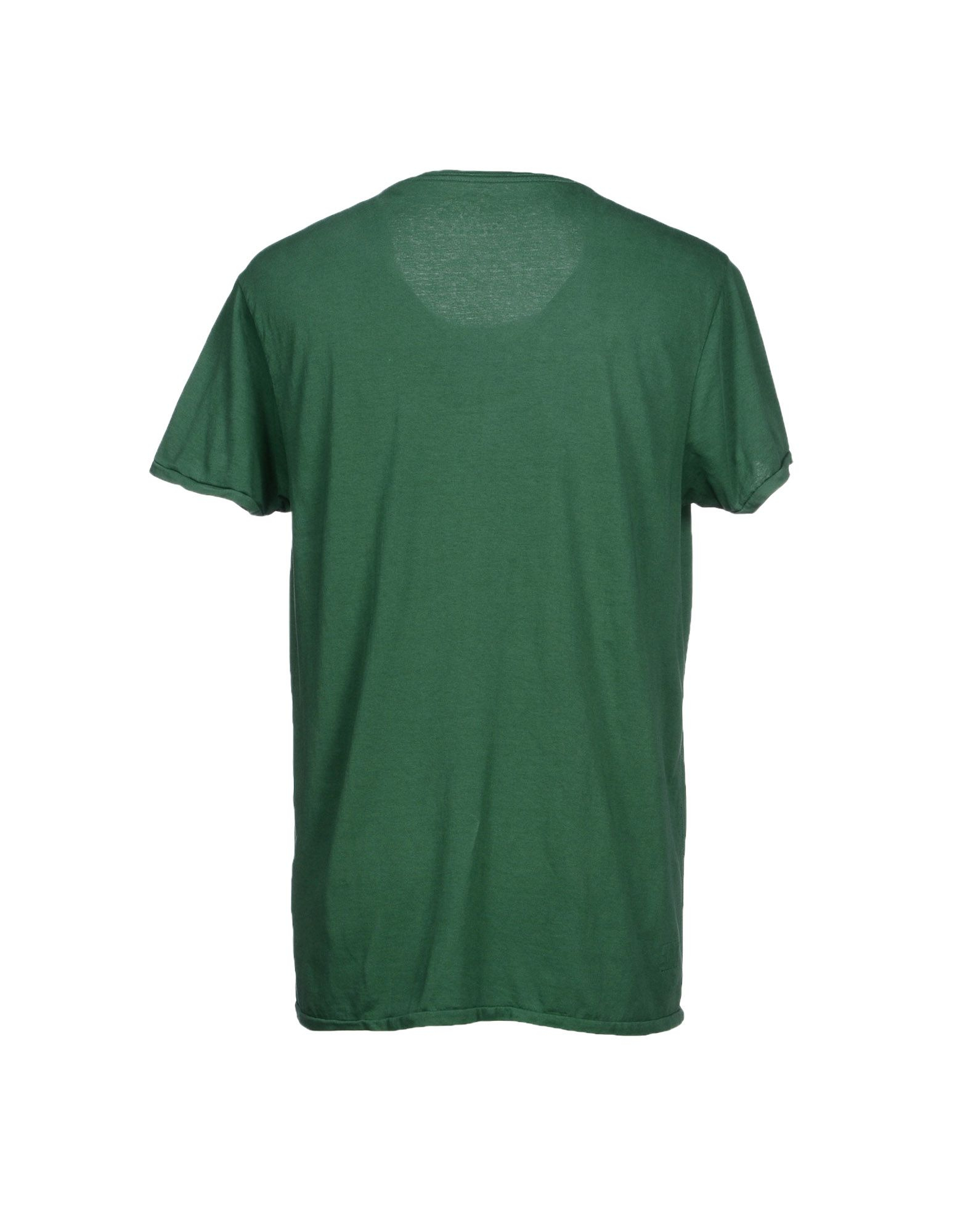 scotch soda t shirt in green for men lyst. Black Bedroom Furniture Sets. Home Design Ideas