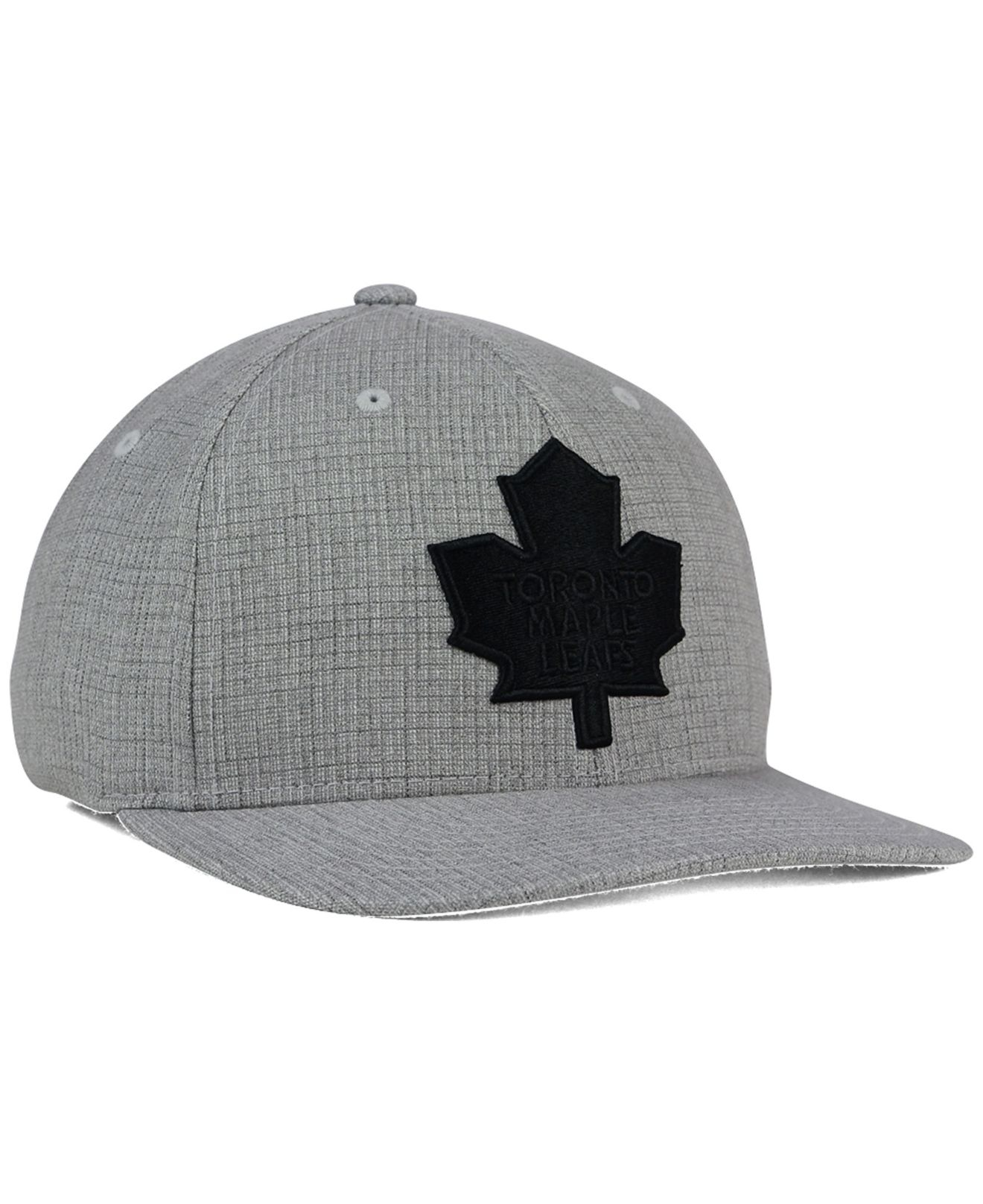 e179ecd7955c2d Old Time Hockey Toronto Maple Leafs Smoked Flex Cap in Gray for Men ...