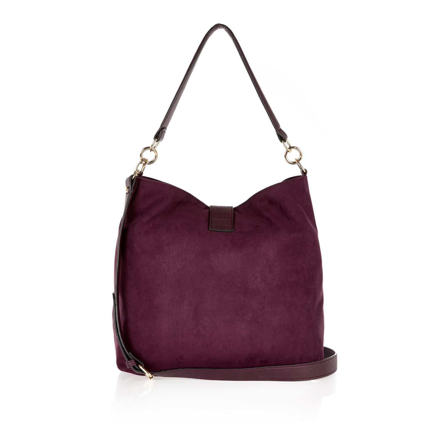 Red Handbag River Island