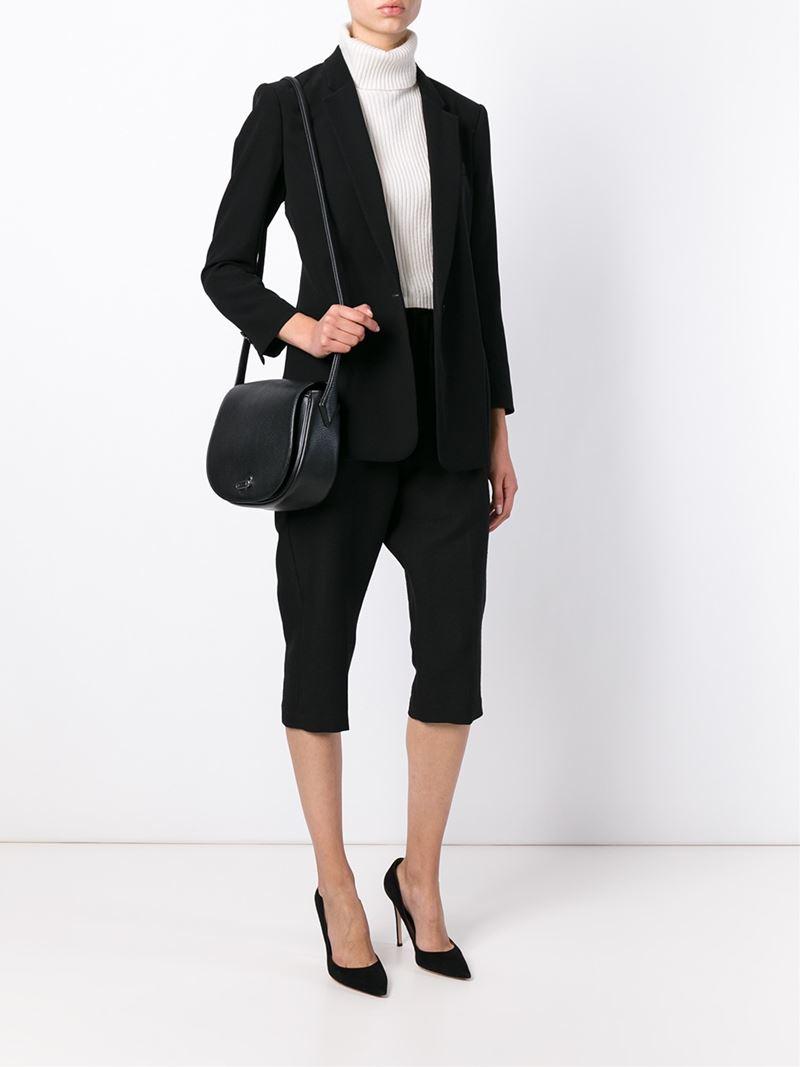 Alexander Wang 'Crux Lia' Crossbody Bag in Black