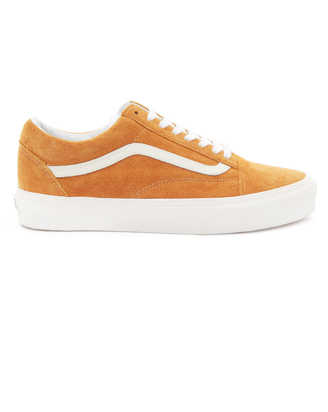 vans old skool camel suede in orange for men lyst. Black Bedroom Furniture Sets. Home Design Ideas