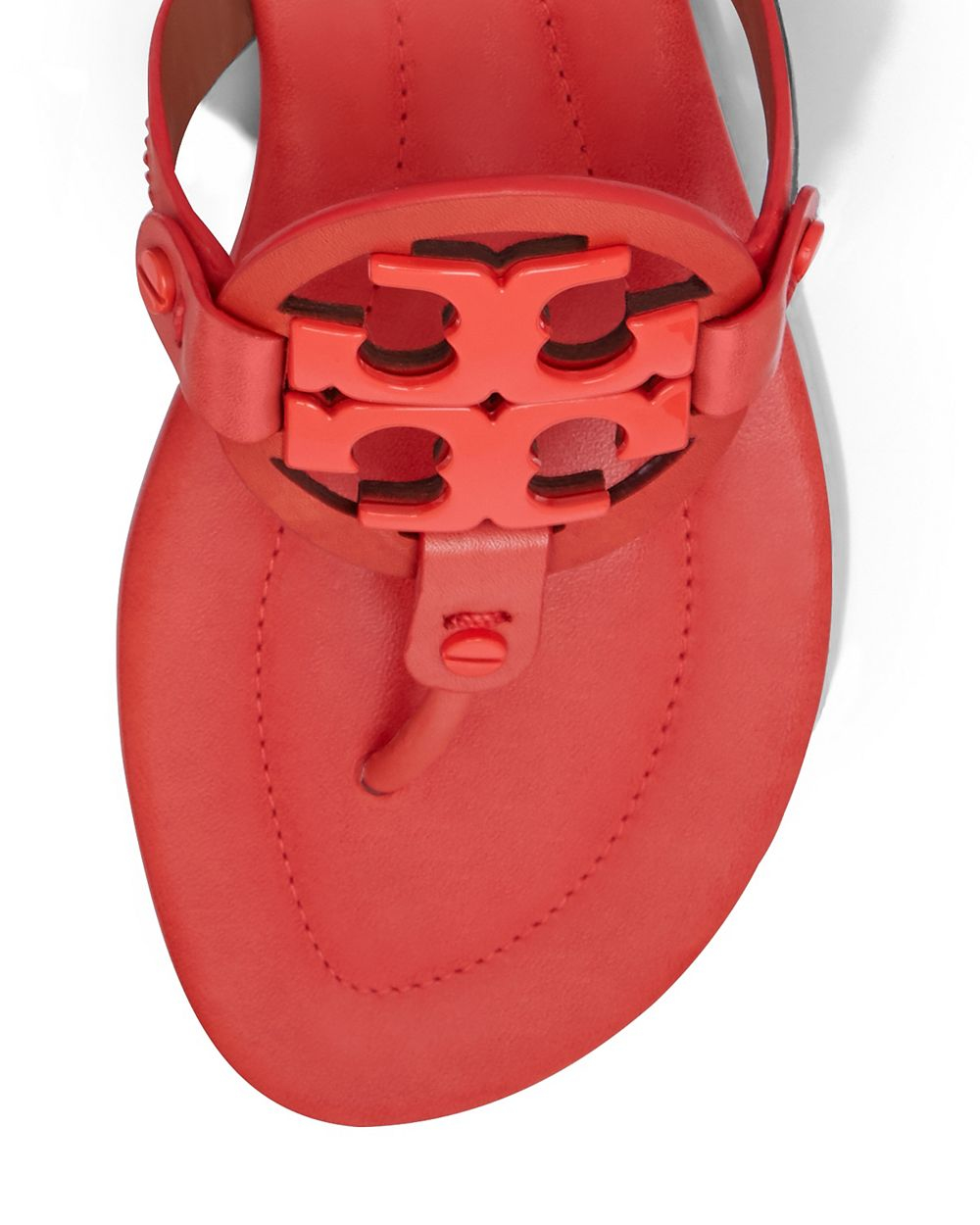 Tory Burch Miller Sandal, Leather in