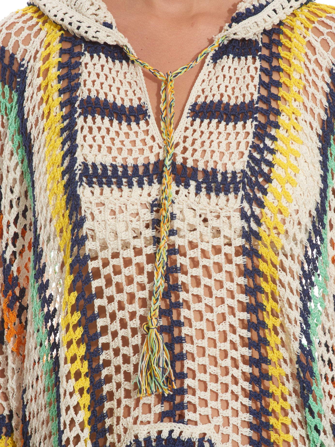 Crochet Baja Hoodie Pattern