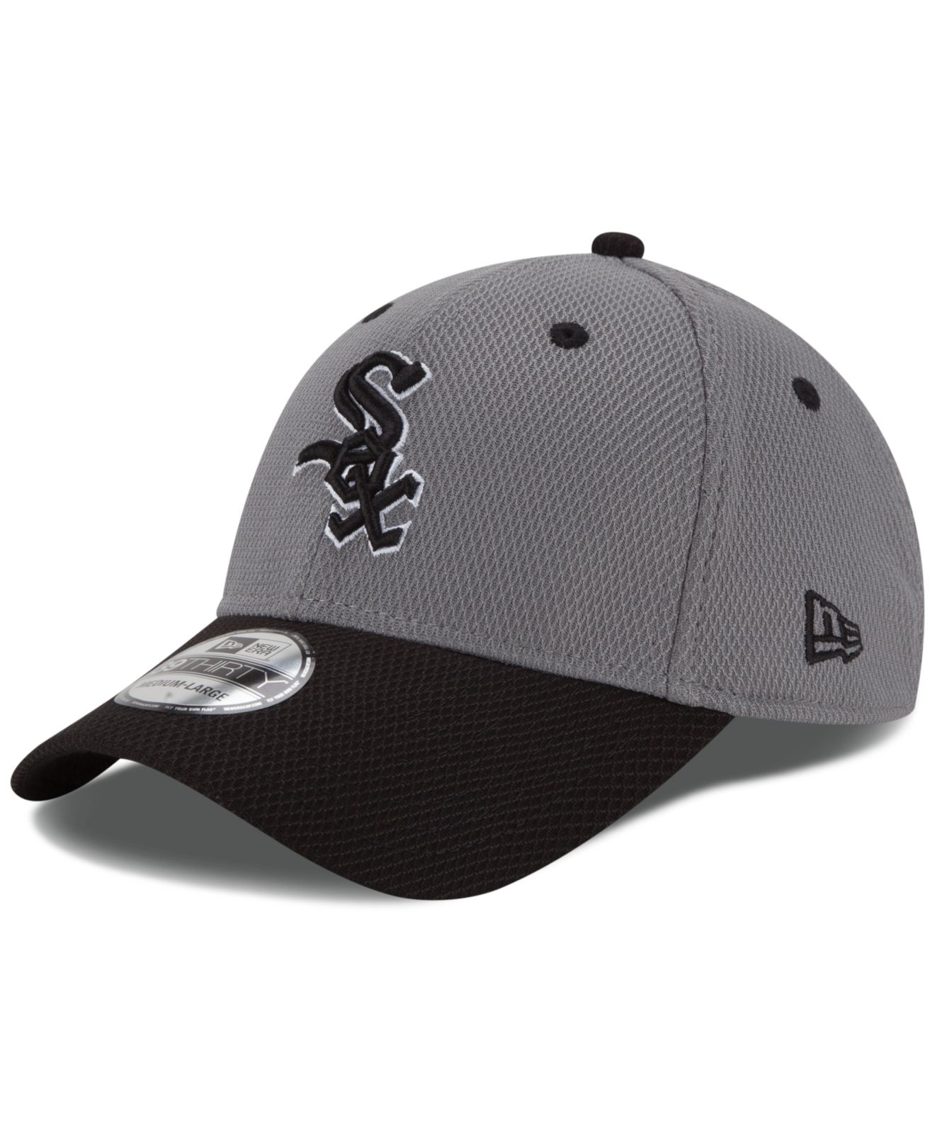 online store 21a5e fe65a ... shop lyst ktz chicago white sox team addict 39thirty cap in natural for  men 93ae3 88fc3