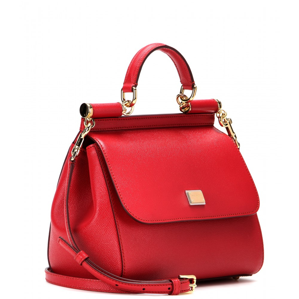 d5657413f337 Gallery. Previously sold at  Mytheresa · Women s Dolce Gabbana Sicily  Women s Velvet Shoulder Bags ...