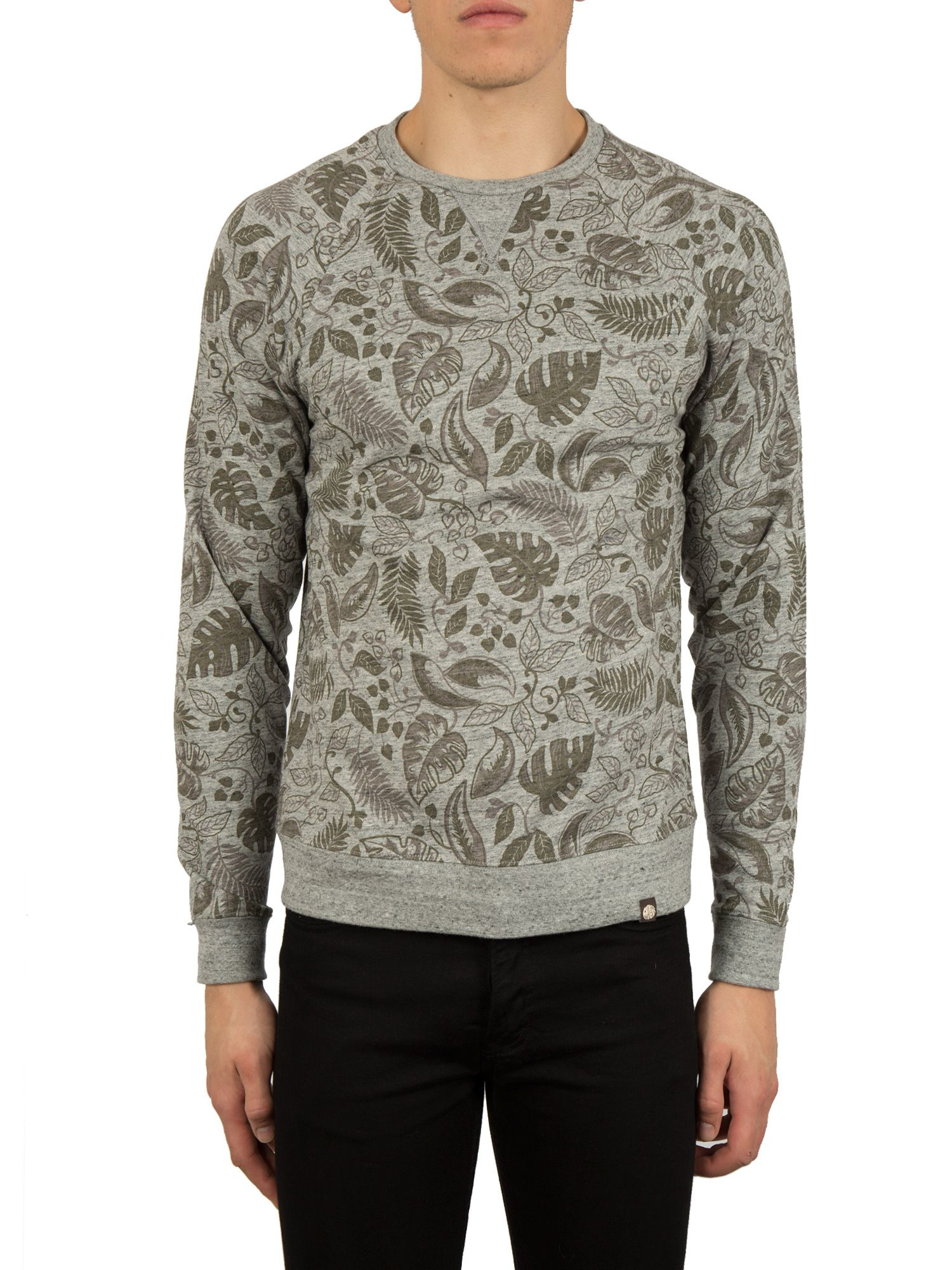 Pretty Green Norwood Crew Sweater for Men