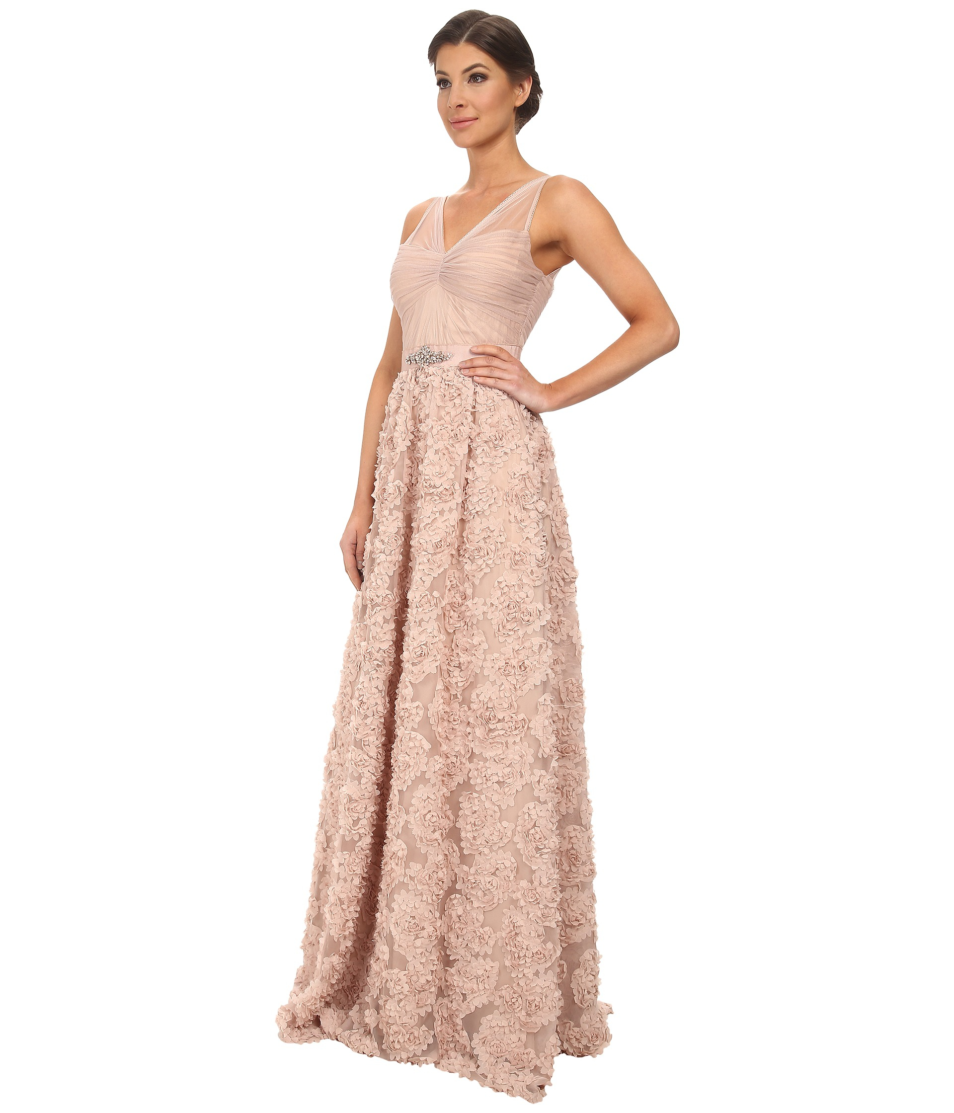 Adrianna Papell Ball Gown Fashion Dresses