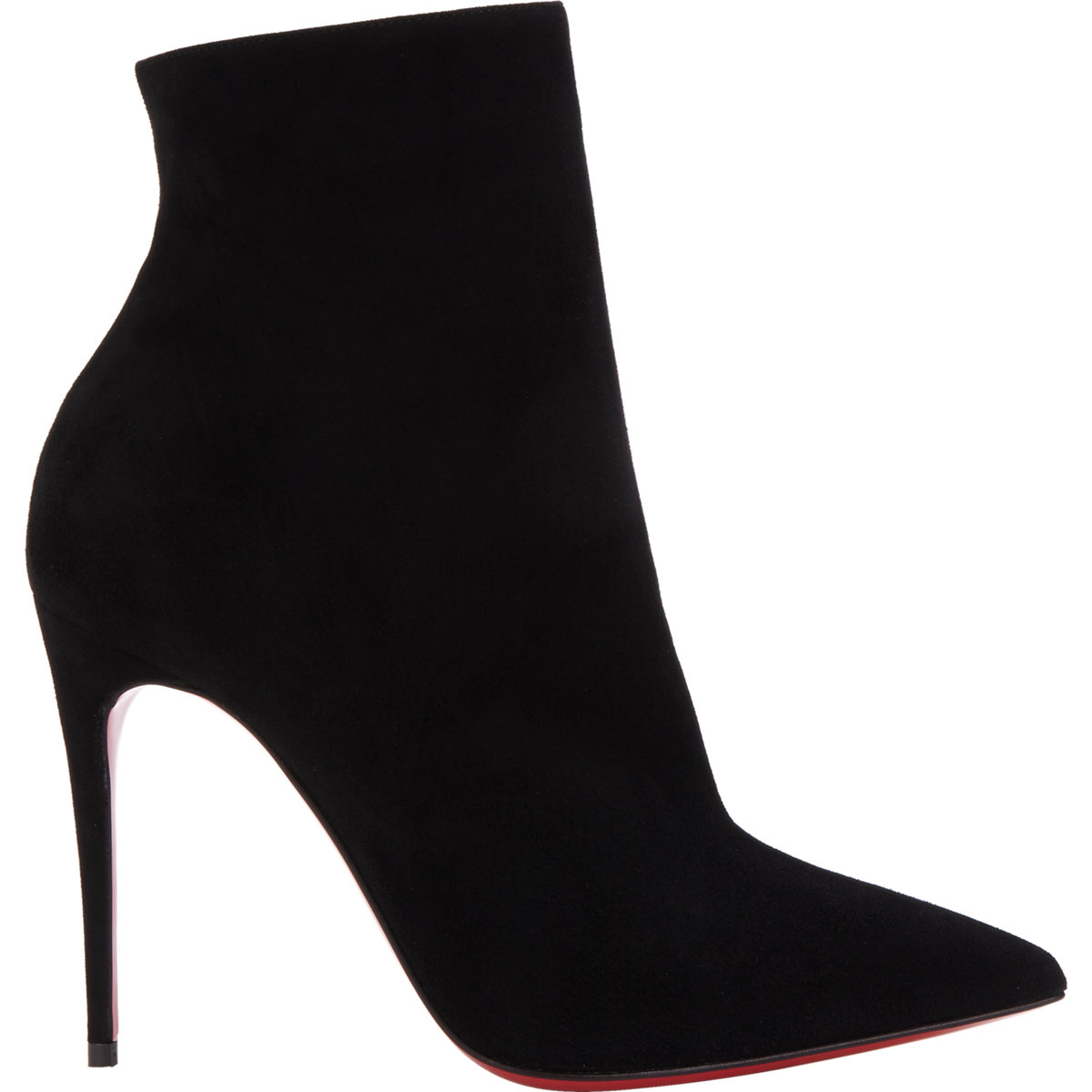 christian louboutin so kate suede ankle boots