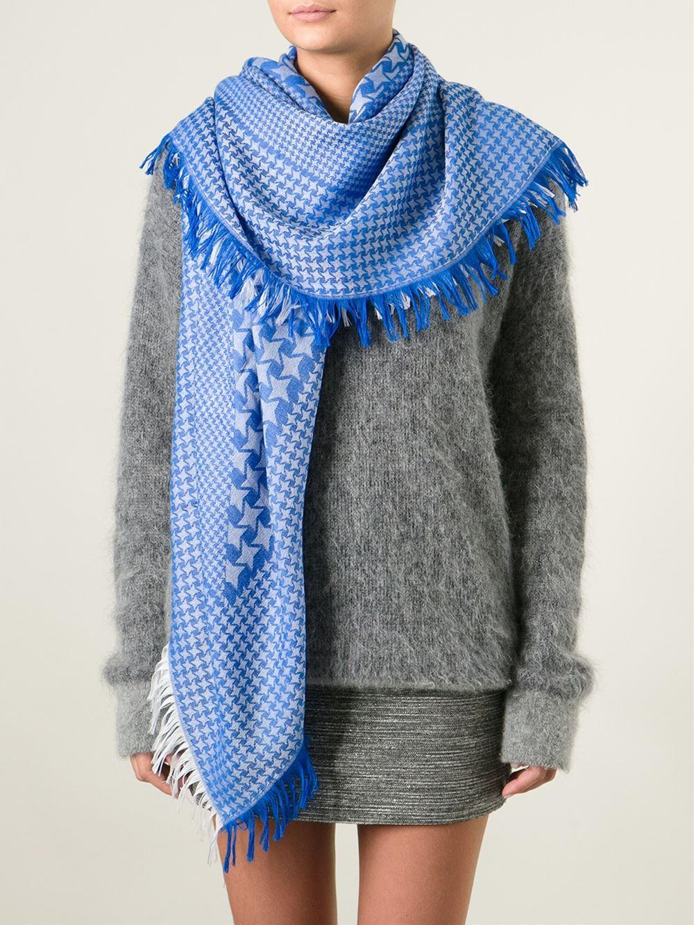 blue star clothing company scarfs - photo #12