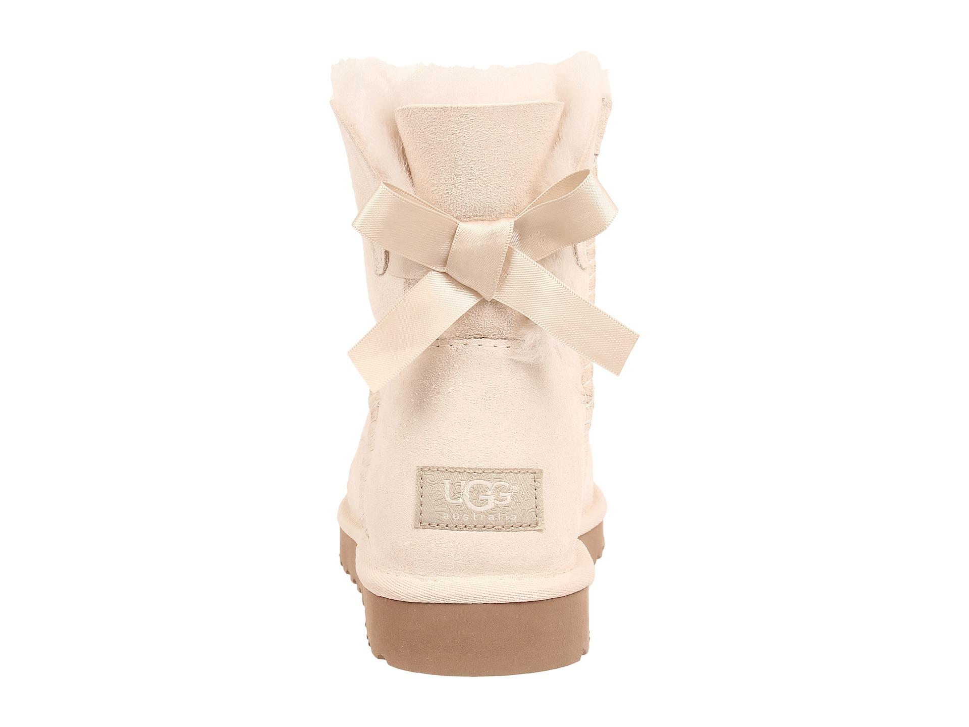 UGG Mini Bailey Bowback Boot Salt Off