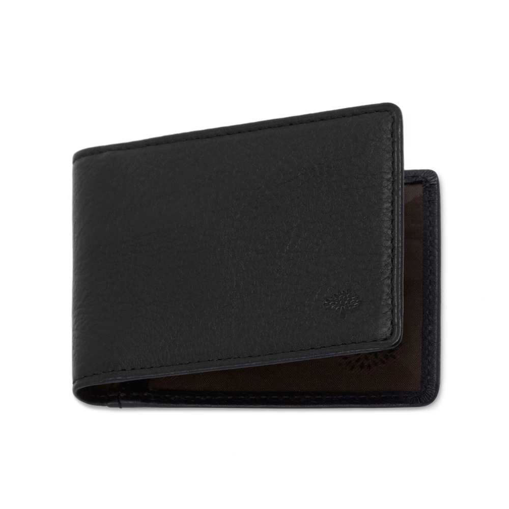 fdd9cdc1a29 ... get lyst mulberry travel card holder in black for men f2046 8f7d3