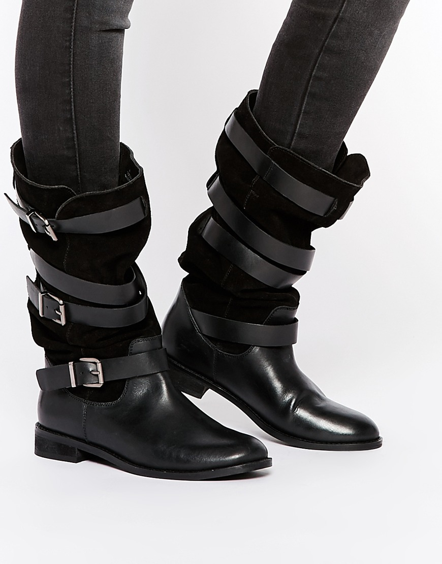 Free shipping and returns on Women's Knee-High Medium Boots at warmongeri.ga