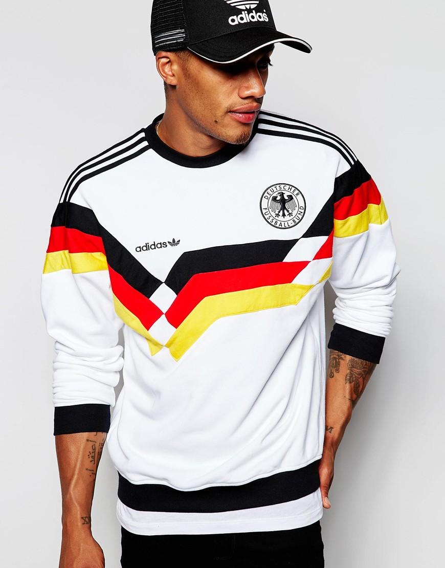 buy popular separation shoes 50% off Retro Beckenbauer Sweatshirt Ab7461