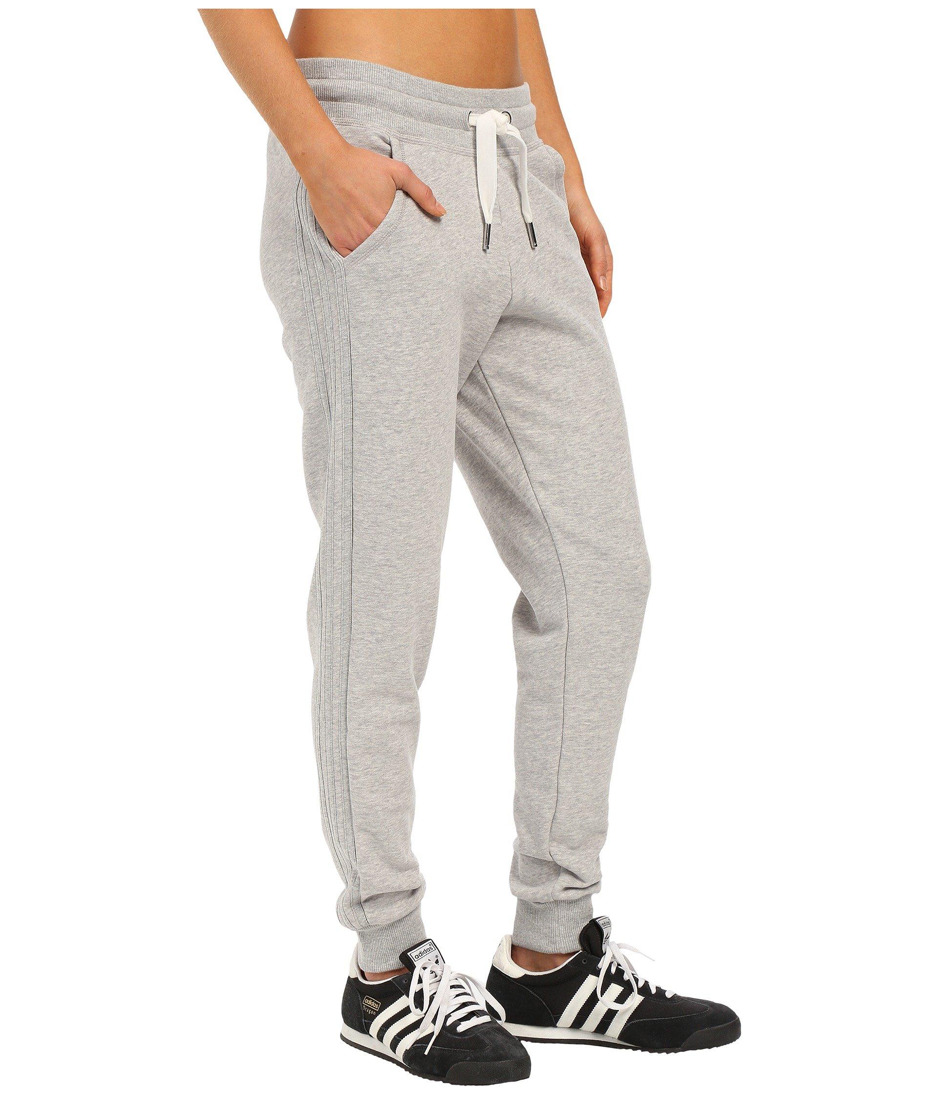a03756f4520b Men's Gray Slim Cuffed Track Pants
