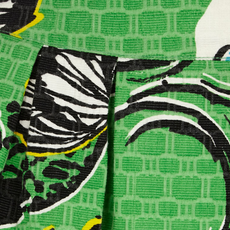 River Island Green Floral Printed Mini Skirt