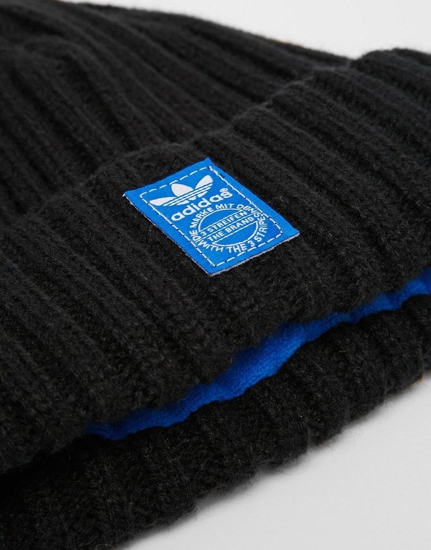 8c704c28c9b Lyst - adidas Originals Fishermans Beanie Ab2947 in Black for Men