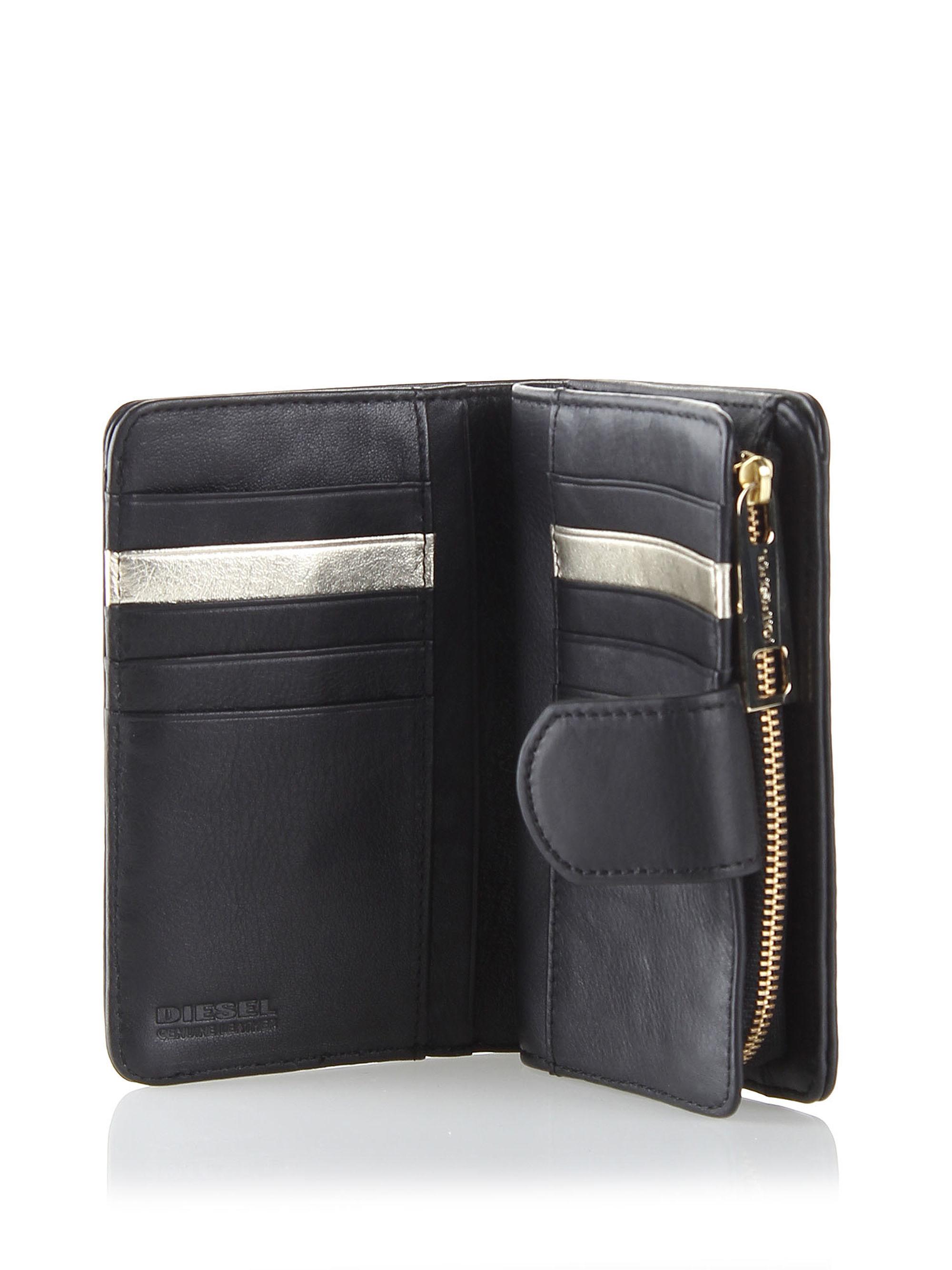 Busy-ness II wallet - Blue Diesel MTWlC