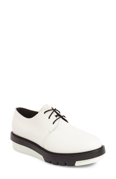 a4e9bd29eb6 Lyst - Camper  marta  Platform Oxford in White for Men