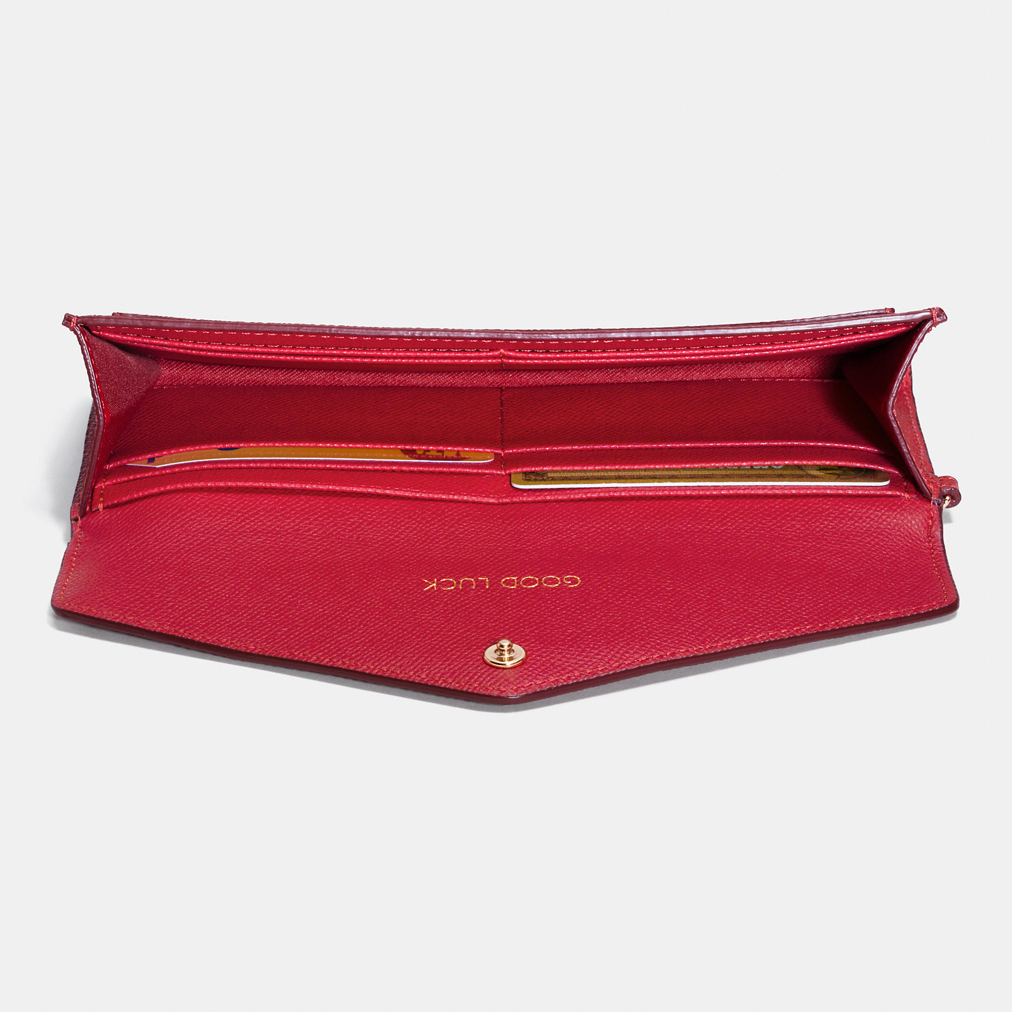 coach wallets sale outlet eu1u  red coach wallet